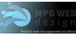 MPG Web Design Logo
